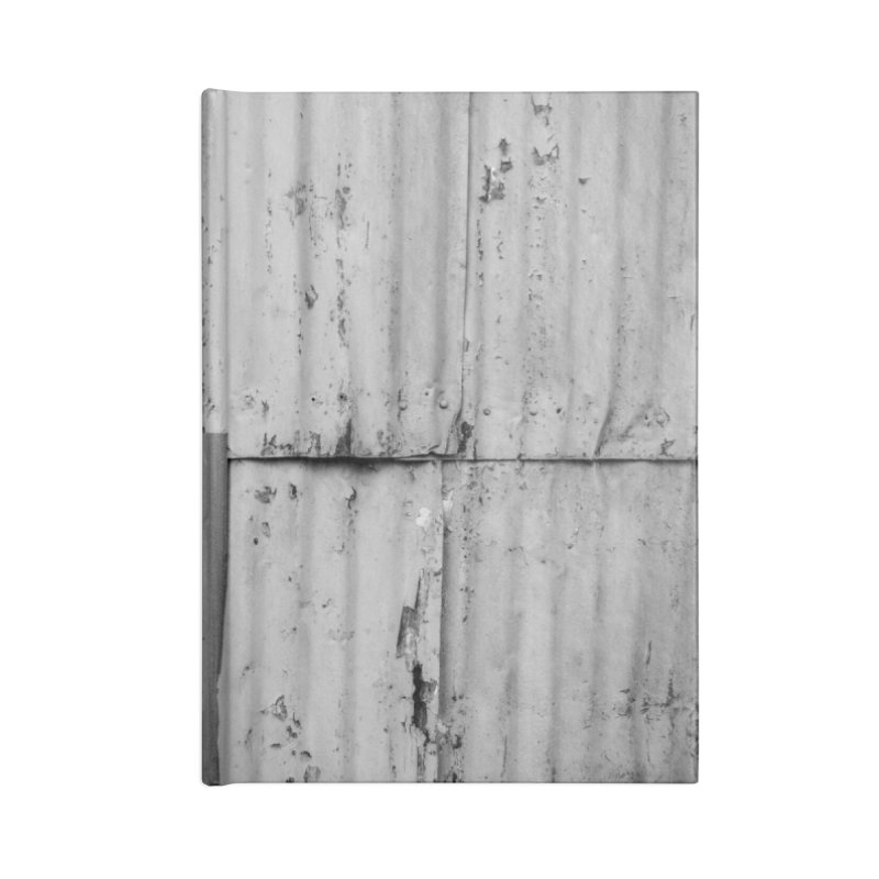 Metal Wall Accessories Notebook by Street Sheets