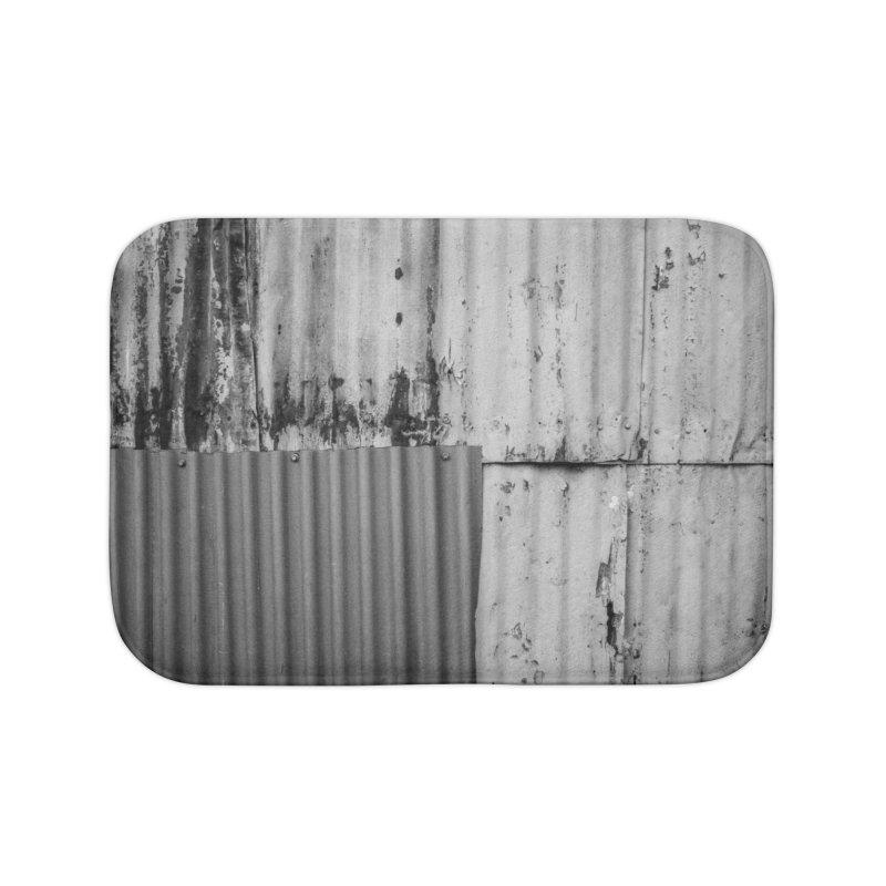 Metal Wall Home Bath Mat by Street Sheets