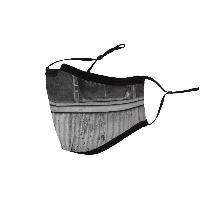 Window Accessories Face Mask by Street Sheets
