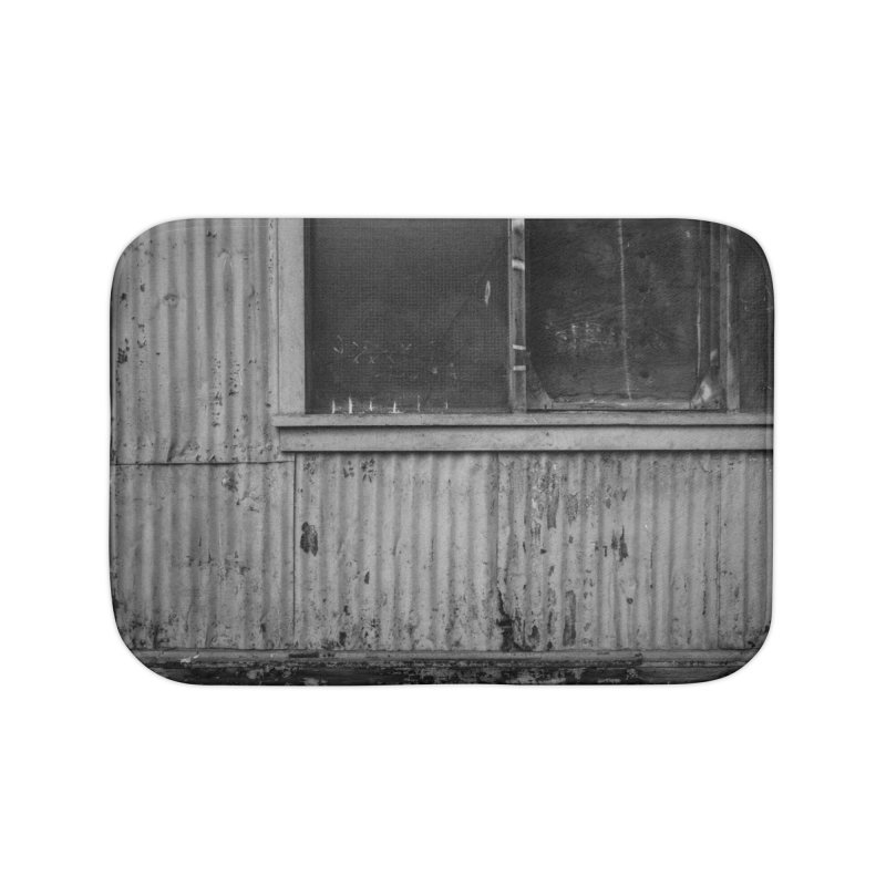 Window Home Bath Mat by Street Sheets