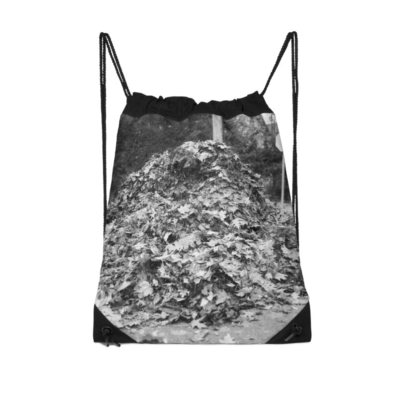 Leaf pile Accessories Bag by Street Sheets