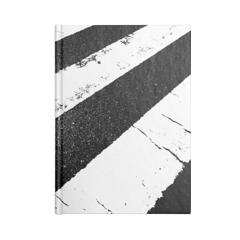 Shimo Accessories Blank Journal Notebook by Street Sheets