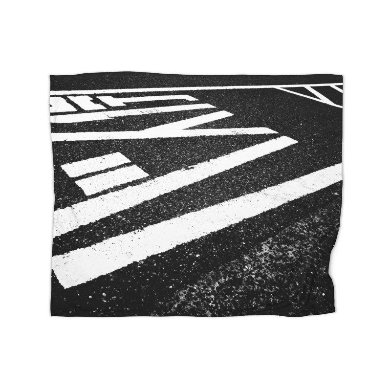 Odori Home Fleece Blanket Blanket by Street Sheets