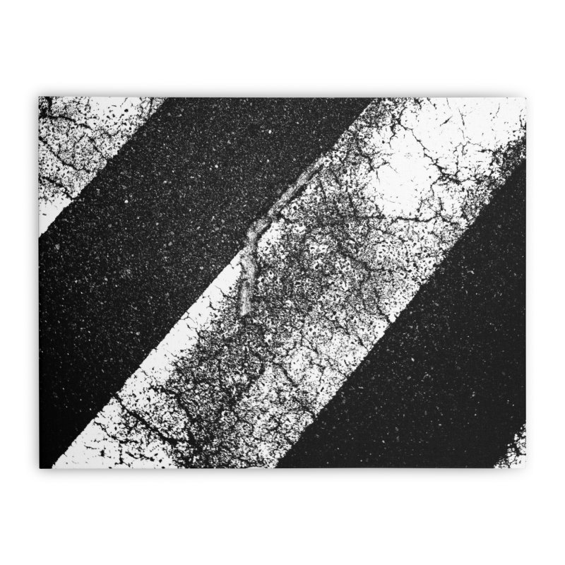 Yoyogi Home Stretched Canvas by Street Sheets