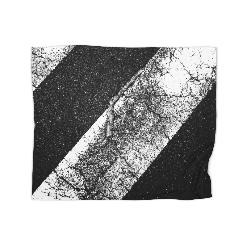 Yoyogi Home Fleece Blanket Blanket by Street Sheets