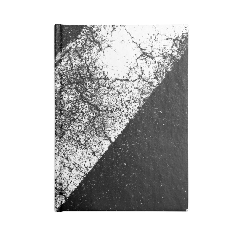 Yoyogi Accessories Blank Journal Notebook by Street Sheets
