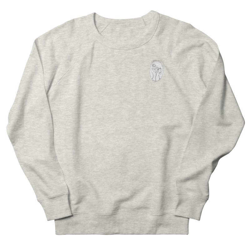 Corona Hero: Mom Women's Sweatshirt by stresscartooning's Artist Shop