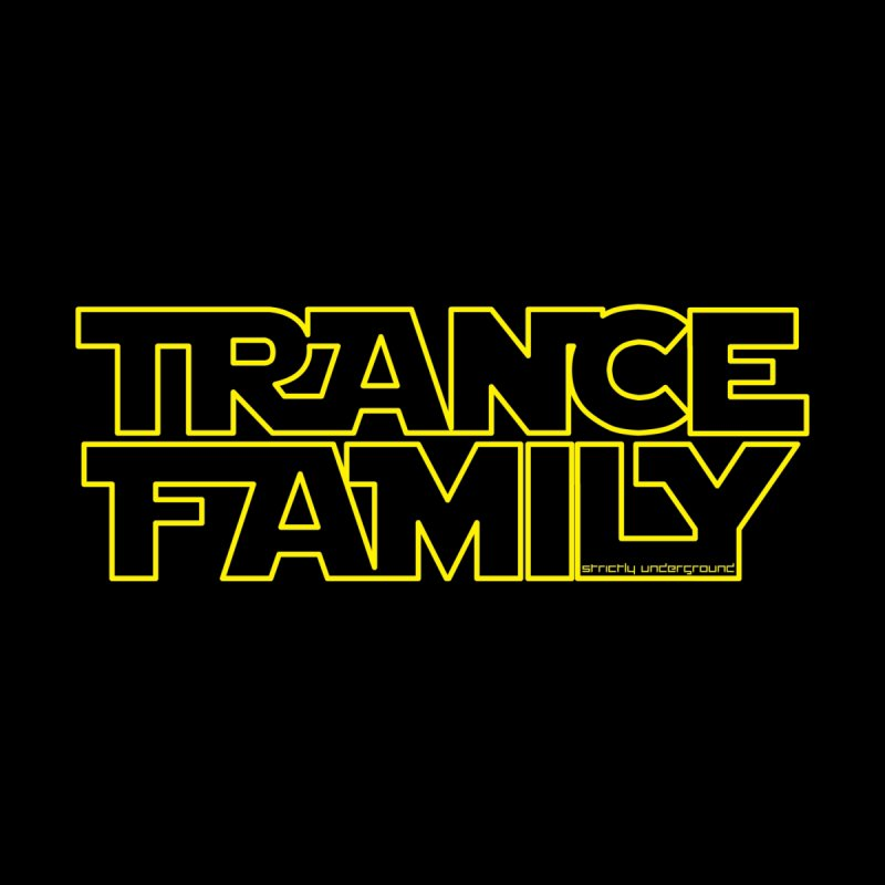 Trance Family Star Wars Yellow | strictlyundergroundapparel's Artist Shop