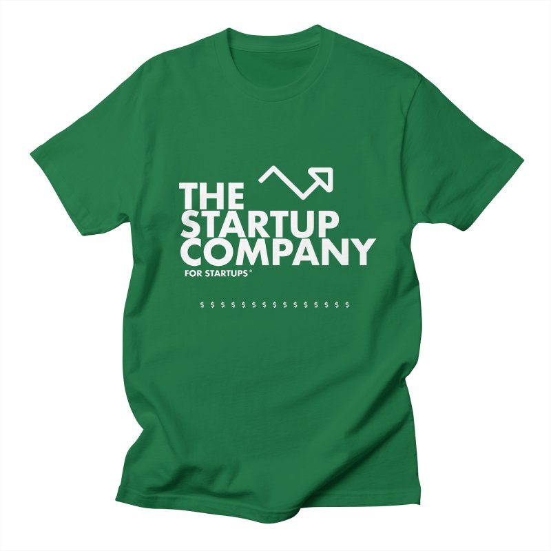The Startup Company* Men's T-Shirt by STRIHS