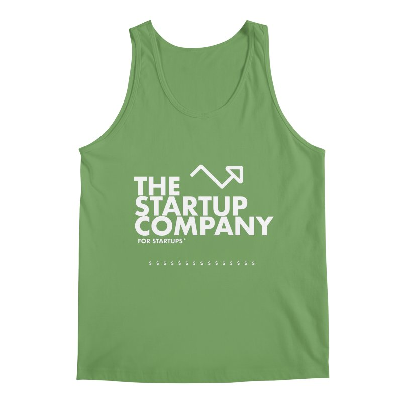 The Startup Company* Men's Tank by STRIHS