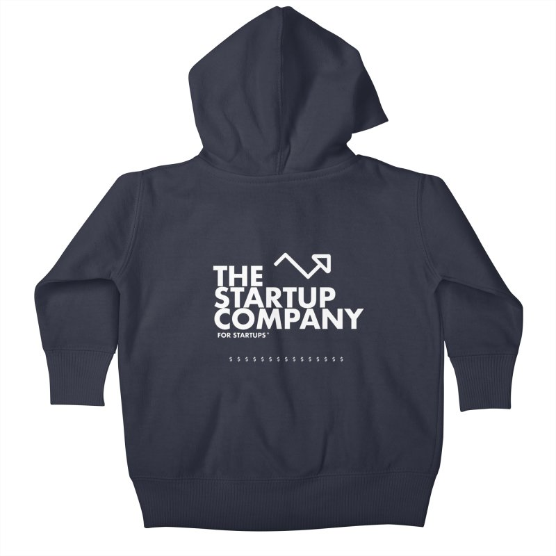 The Startup Company* Kids Baby Zip-Up Hoody by STRIHS