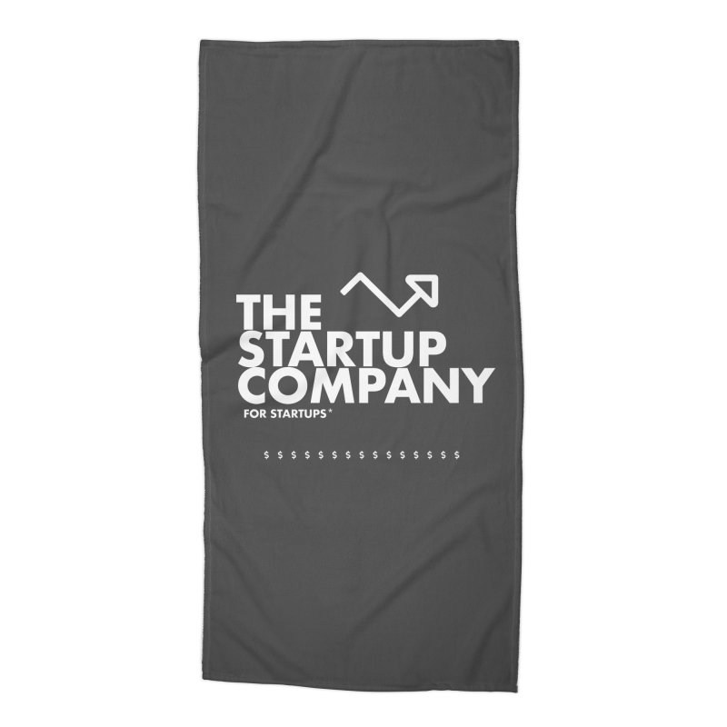 The Startup Company* Accessories Beach Towel by STRIHS