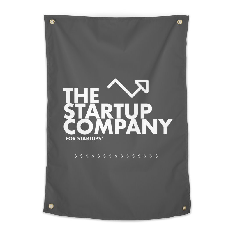 The Startup Company* Home Tapestry by STRIHS
