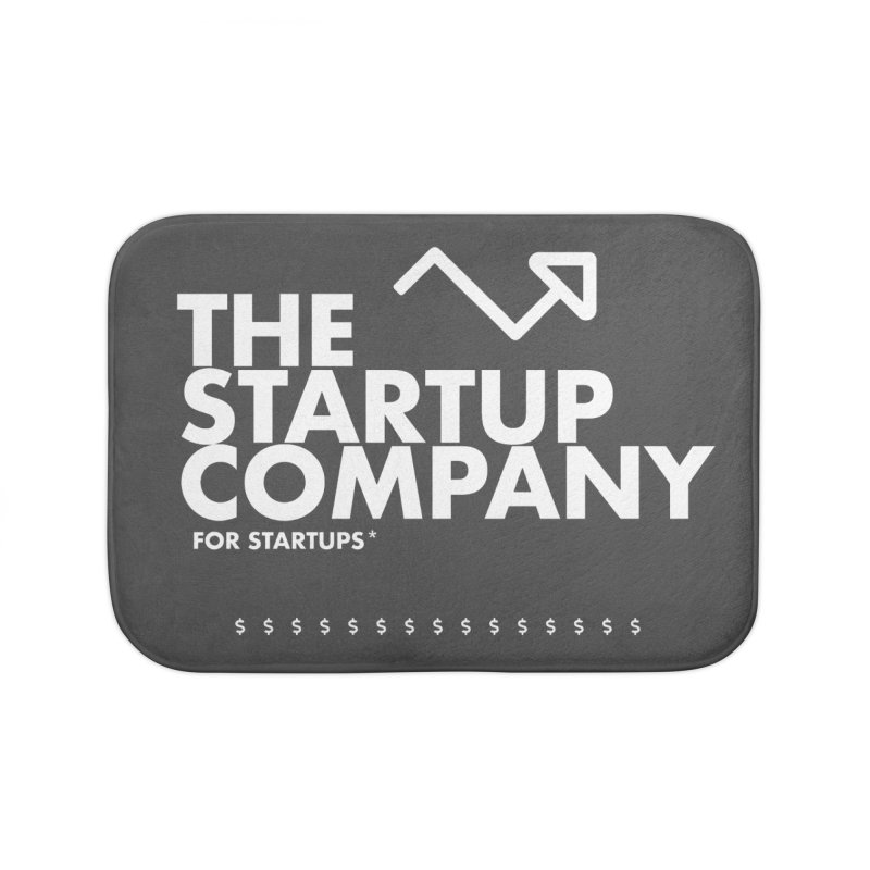The Startup Company* Home Bath Mat by STRIHS