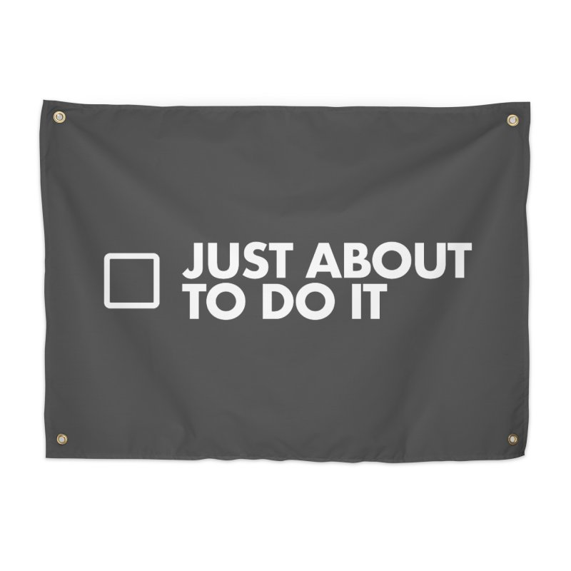 Just About to Do It Home Tapestry by STRIHS