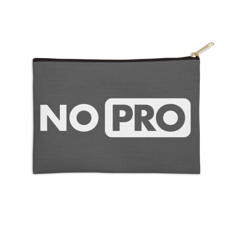 NO PRO Accessories Zip Pouch by STRIHS