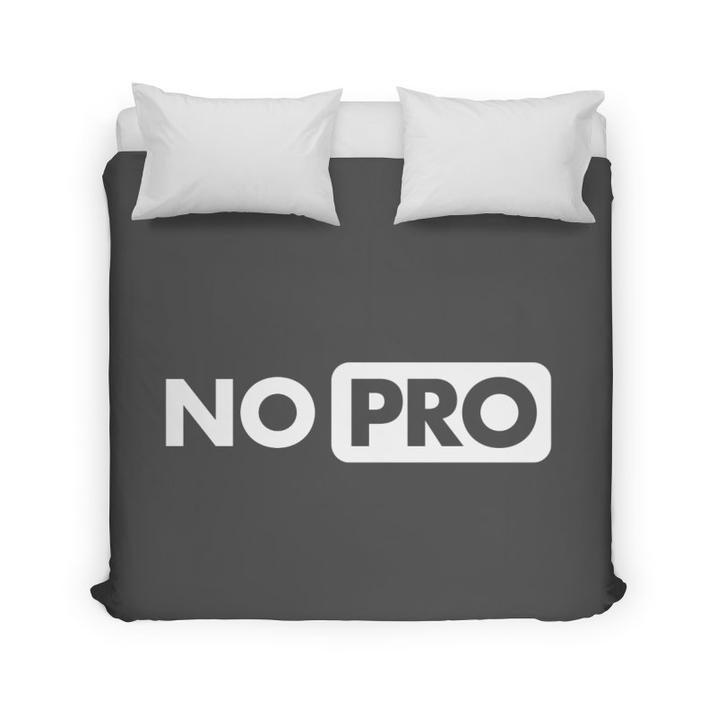 NO PRO Home Duvet by STRIHS