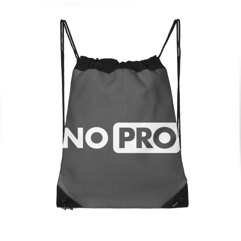 NO PRO Accessories Bag by STRIHS