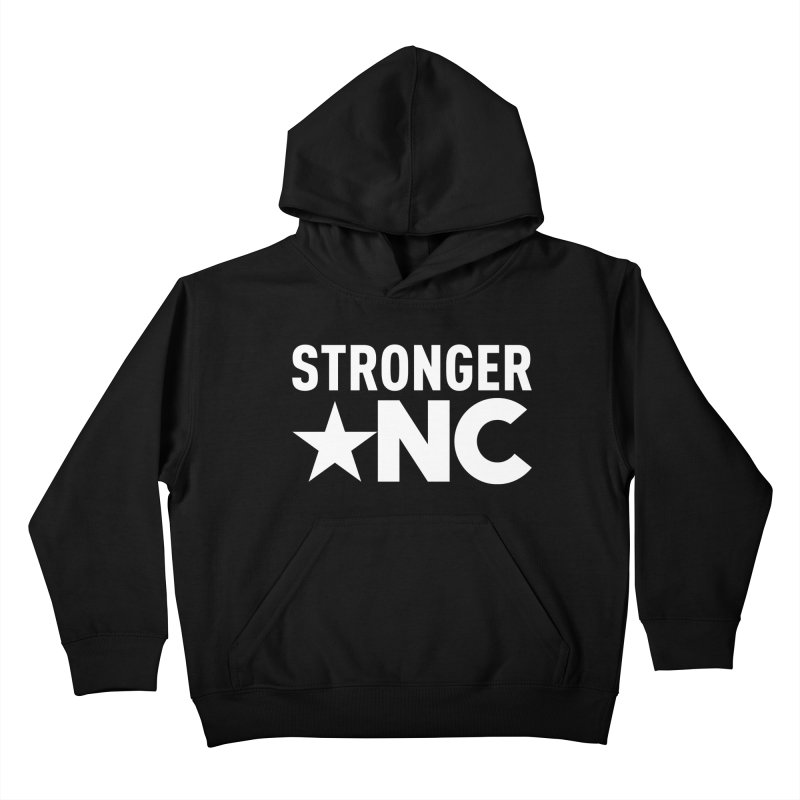 Stronger NC Logo Kids Pullover Hoody by Stronger NC