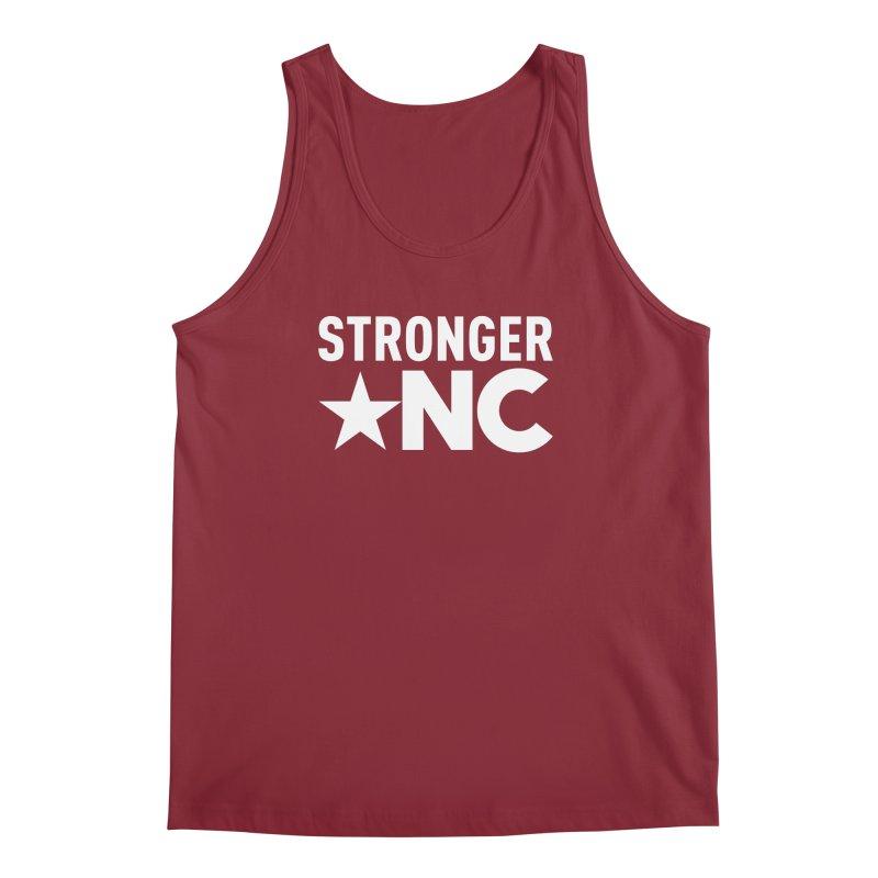 Stronger NC Logo Men's Regular Tank by Stronger NC