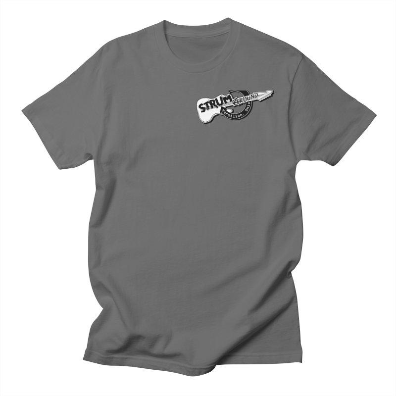 Strum Around  VIP shirt Men's T-Shirt by strumaround's Artist Shop