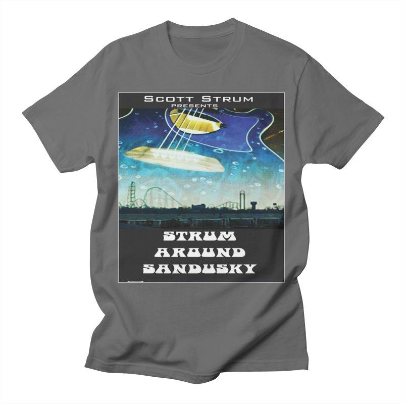 Scott Strum editions Men's T-Shirt by strumaround's Artist Shop