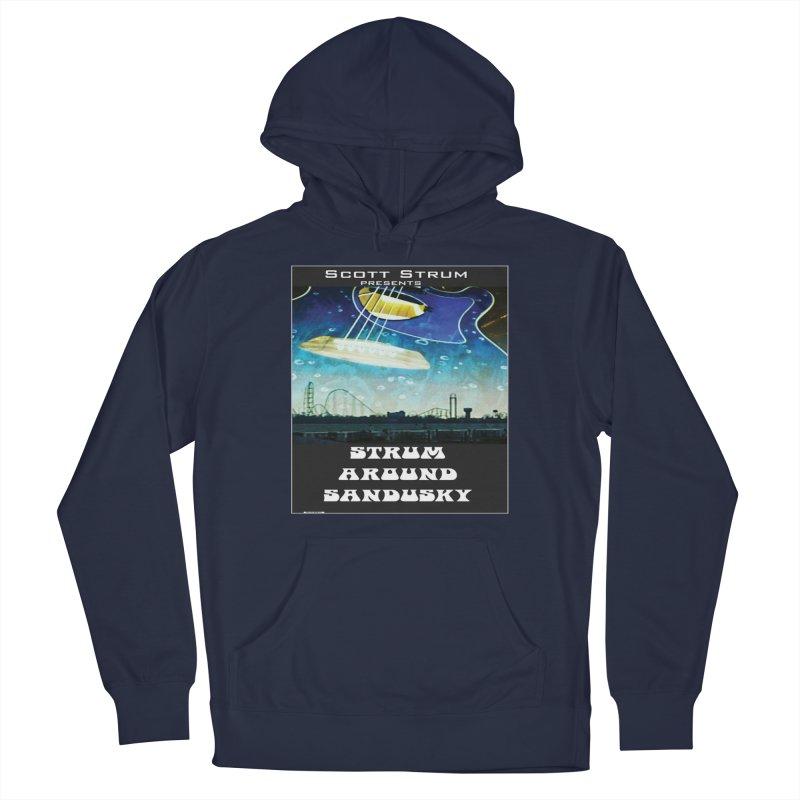 Scott Strum editions Men's Pullover Hoody by strumaround's Artist Shop