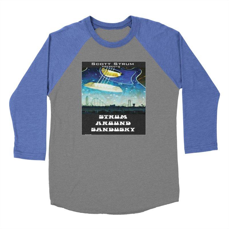 Scott Strum editions Women's Longsleeve T-Shirt by strumaround's Artist Shop
