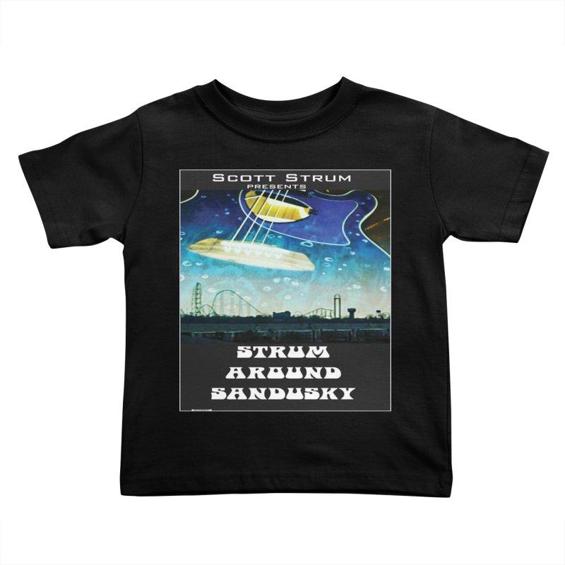 Scott Strum editions Kids Toddler T-Shirt by strumaround's Artist Shop
