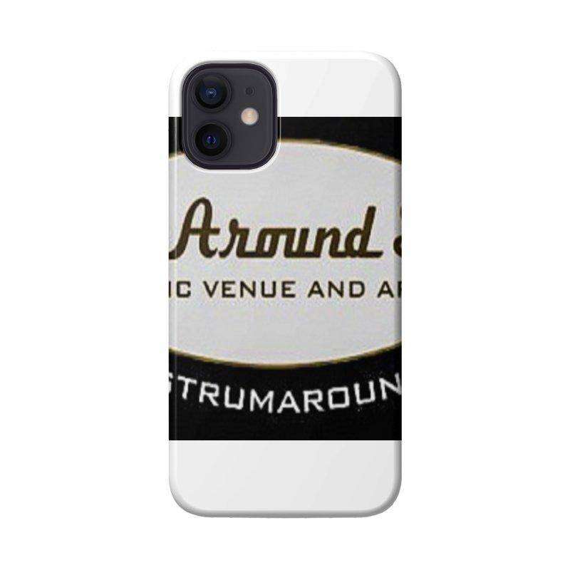 Strum Around Studio (LOGO) Accessories Phone Case by strumaround's Artist Shop