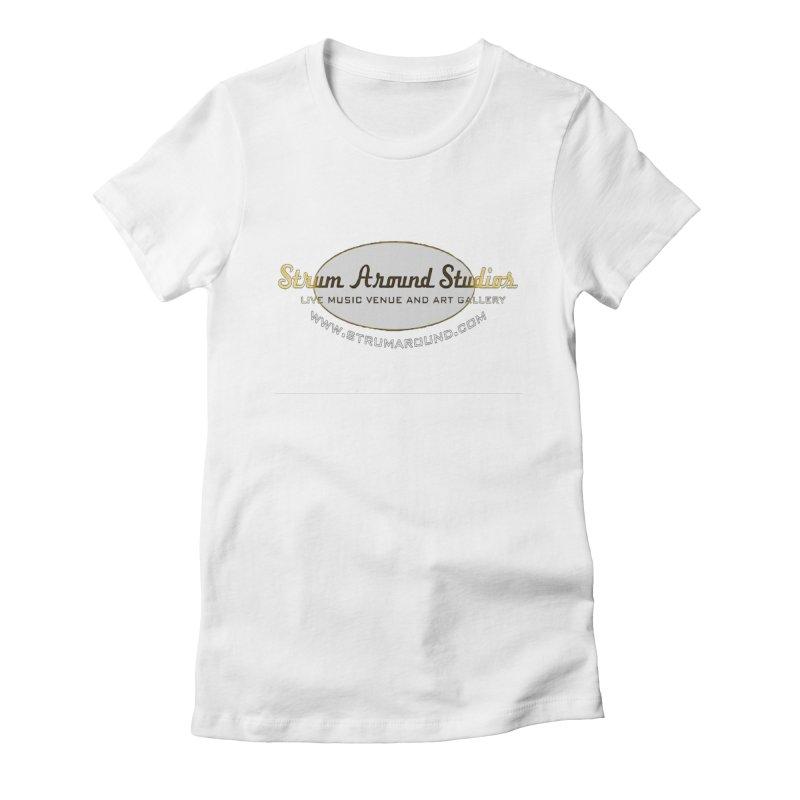 SPECIAL EDITION Handmade Tie Dye Women's T-Shirt by strumaround's Artist Shop