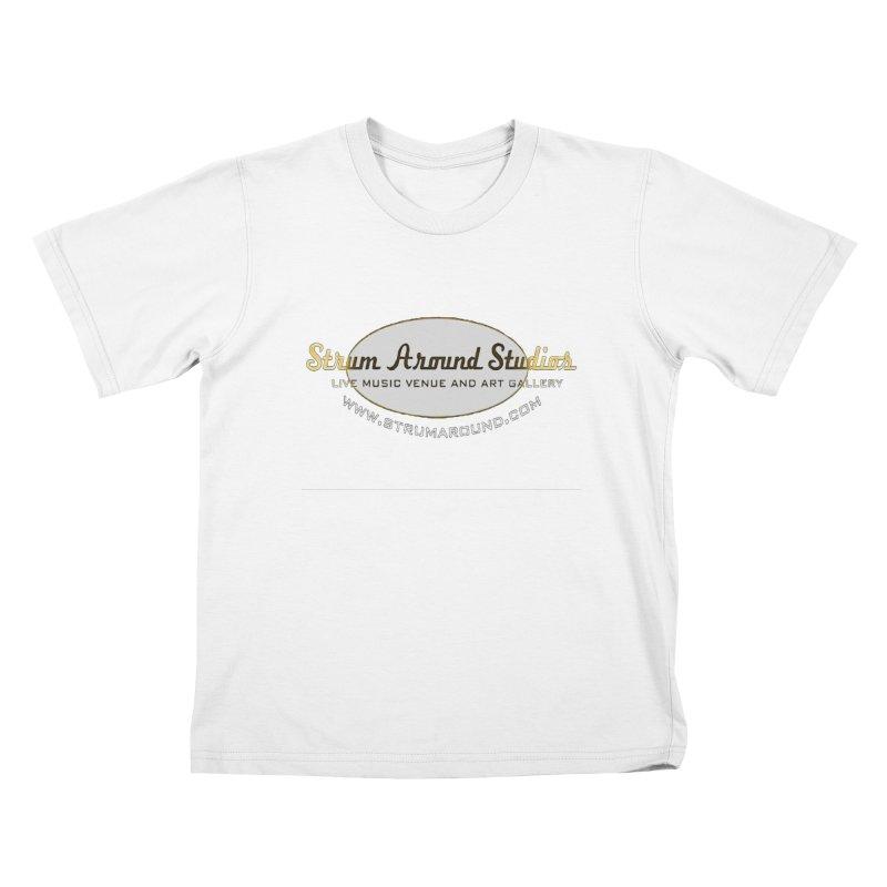 SPECIAL EDITION Handmade Tie Dye Kids T-Shirt by strumaround's Artist Shop