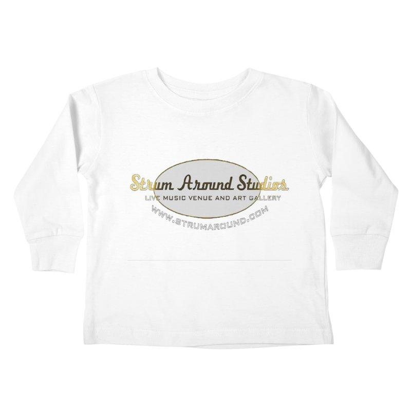 SPECIAL EDITION Handmade Tie Dye Kids Toddler Longsleeve T-Shirt by strumaround's Artist Shop