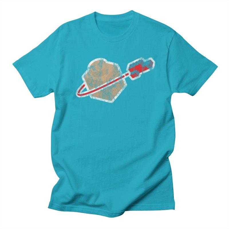 Brick Astronaut Men's T-shirt by stuartwitts's Artist Shop