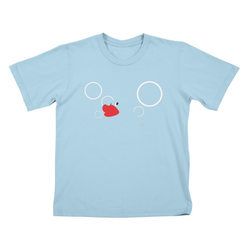 Rubber Ducky Kids T-shirt by stuartwitts's Artist Shop