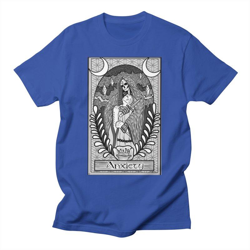Anxiety Men's T-Shirt by Studio 617 Tattoos