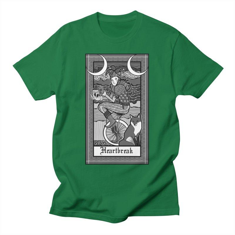 Heartbreak Men's T-Shirt by Studio 617 Tattoos