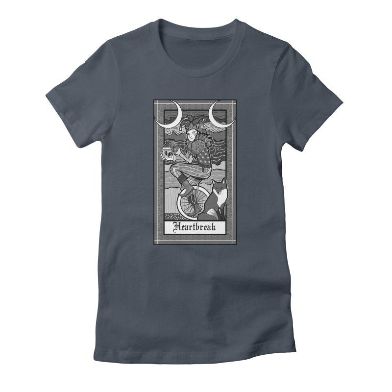 Heartbreak Women's T-Shirt by Studio 617 Tattoos