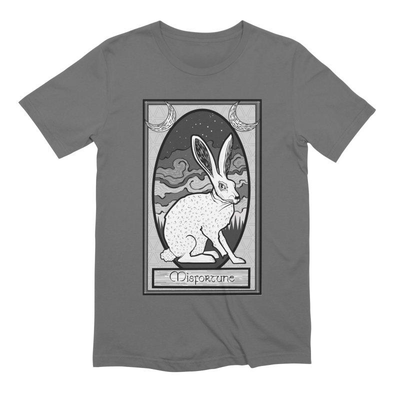 Misfortune Men's T-Shirt by Studio 617 Tattoos