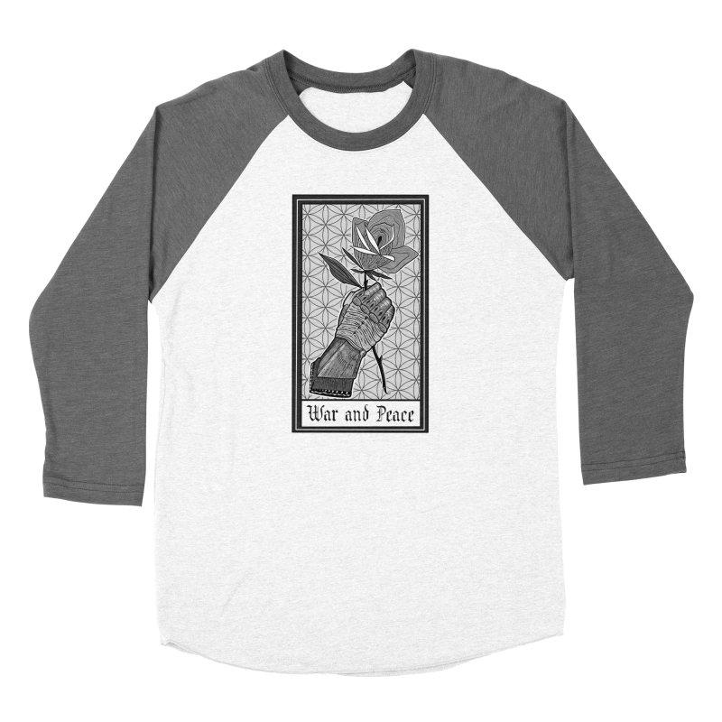 War and Peace Women's Longsleeve T-Shirt by Studio 617 Tattoos