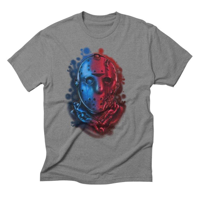 Masked Slasher Men's T-Shirt by Studio 617 Tattoos