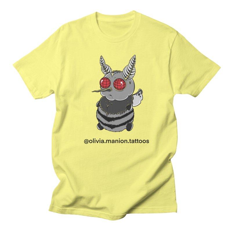 Baby Mothman Men's T-Shirt by Studio 617 Tattoos