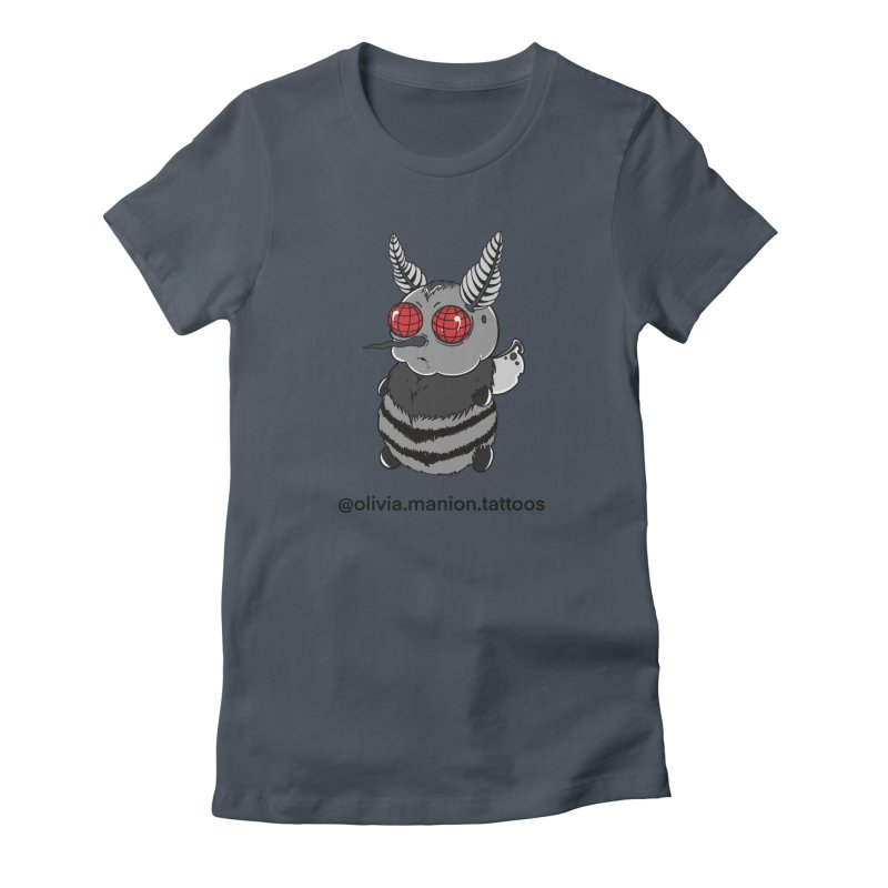 Baby Mothman Women's T-Shirt by Studio 617 Tattoos