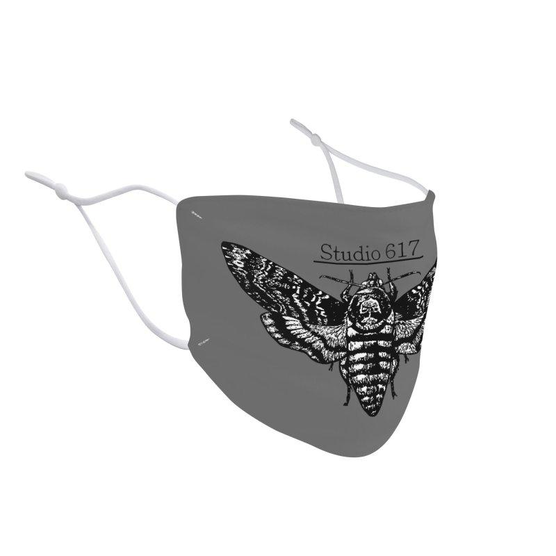 OG Studio Logo Accessories Face Mask by Studio 617 Tattoos
