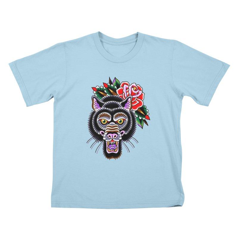 Wolf Kids T-Shirt by Studio 617's Artist Shop