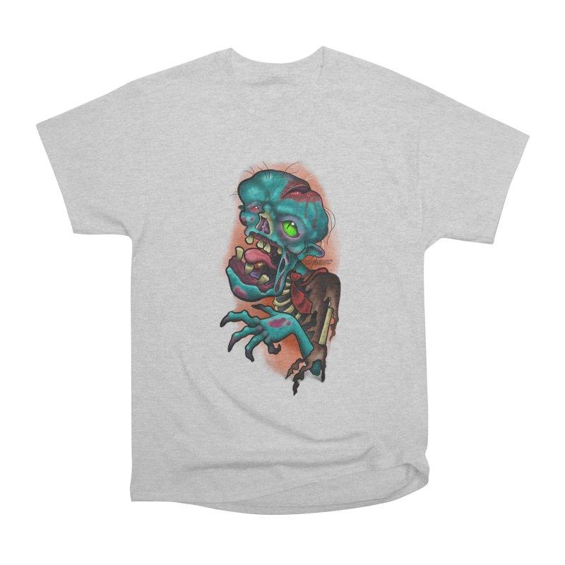 Zomboy Men's T-Shirt by Studio 617 Tattoos
