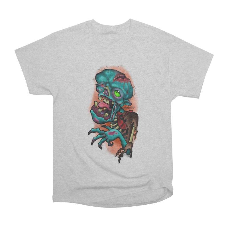 Zomboy Women's Heavyweight Unisex T-Shirt by Studio 617's Artist Shop