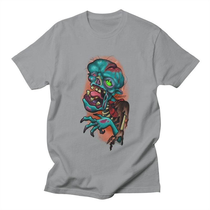 Zomboy Women's Regular Unisex T-Shirt by Studio 617's Artist Shop