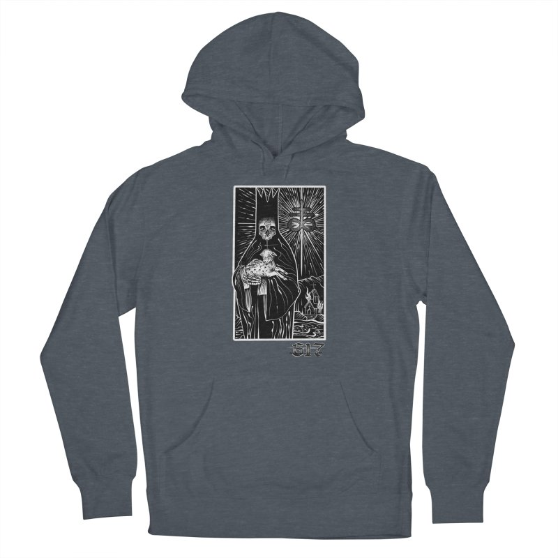 Tarot Men's French Terry Pullover Hoody by Studio 617's Artist Shop