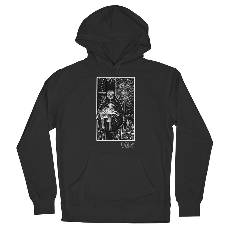 Tarot Women's French Terry Pullover Hoody by Studio 617's Artist Shop